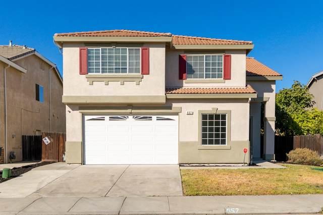 657 Sagewood Lane, Tracy, CA 95377 (MLS #221132364) :: DC & Associates