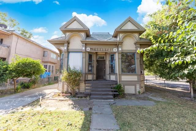 1701 S American Street, Stockton, CA 95206 (MLS #221132514) :: DC & Associates