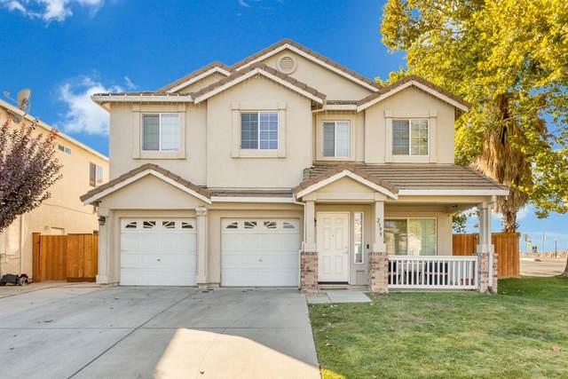 2399 Cashaw Way, Sacramento, CA 95834 (MLS #221132545) :: Keller Williams Realty