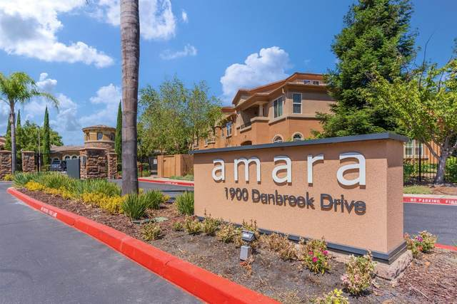 1900 Danbrook Drive #321, Sacramento, CA 95835 (MLS #221132661) :: Live Play Real Estate | Sacramento