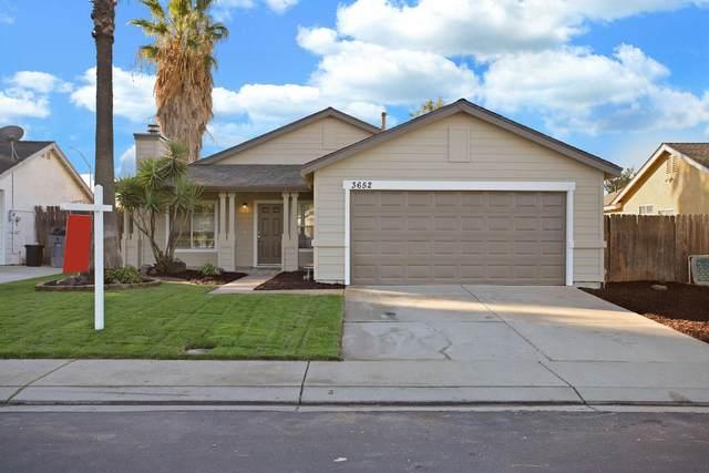 3652 Castlepark Drive, Riverbank, CA 95367 (MLS #221133135) :: DC & Associates