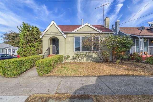2003 82nd Avenue, Oakland, CA 94621 (MLS #221133478) :: Live Play Real Estate | Sacramento
