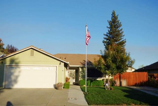805 Brookside Drive, Woodland, CA 95776 (MLS #221133782) :: Heidi Phong Real Estate Team