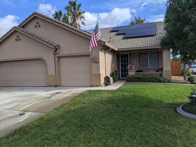 243 Chambers Drive, Lincoln, CA 95648 (MLS #221133950) :: Live Play Real Estate | Sacramento