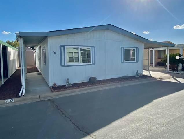 500 N Tully Road #70, Turlock, CA 95380 (MLS #221134394) :: Keller Williams - The Rachel Adams Lee Group