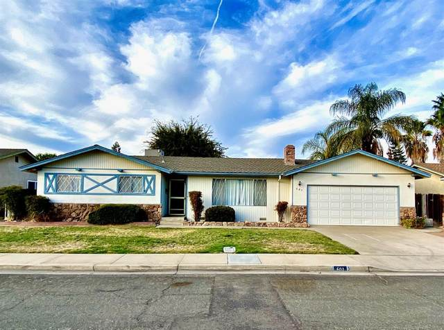 601 Penn Avenue, Turlock, CA 95382 (MLS #221134479) :: Live Play Real Estate | Sacramento
