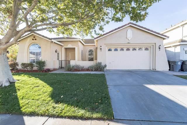 8117 Laguna Brook Way, Elk Grove, CA 95758 (MLS #221134505) :: Heather Barrios