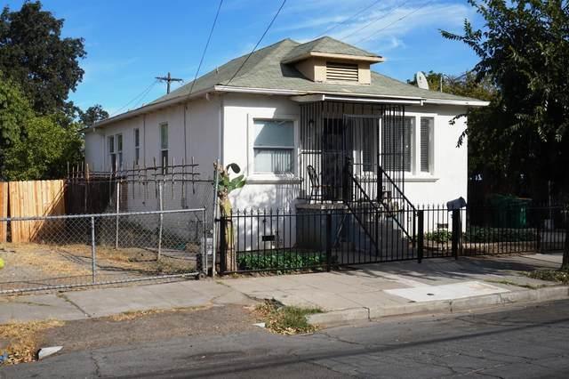 419 E Worth Street, Stockton, CA 95206 (MLS #221134510) :: The Merlino Home Team