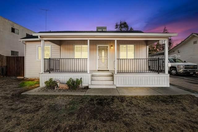 107 Natoma Street, Folsom, CA 95630 (MLS #221134588) :: Live Play Real Estate   Sacramento
