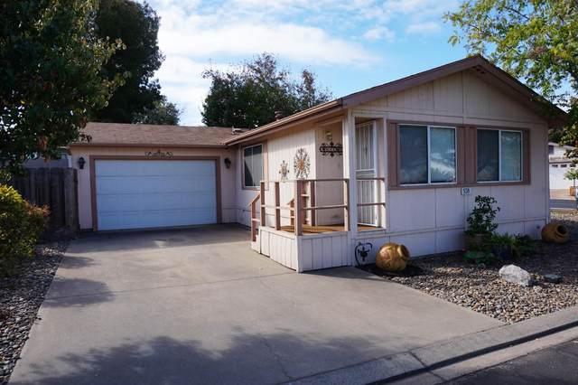 900-1421 Old Stockton Road #538, Oakdale, CA 95361 (MLS #221134659) :: Heather Barrios