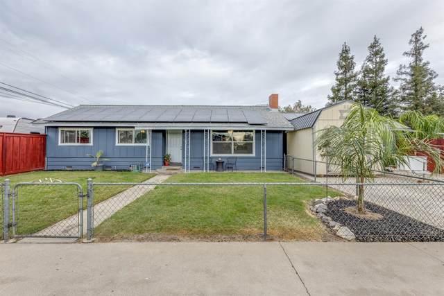 710 E D Street, Oakdale, CA 95361 (MLS #221134668) :: Heather Barrios