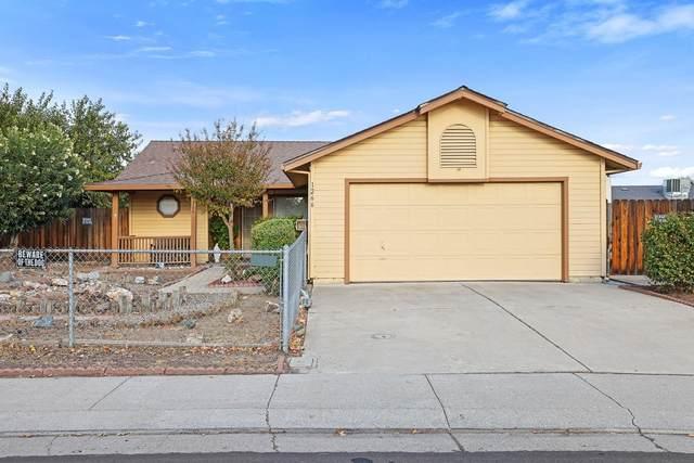 1266 S Oro Avenue, Stockton, CA 95215 (MLS #221135050) :: Heidi Phong Real Estate Team