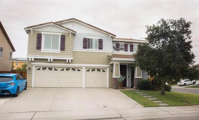 4201 Winje Drive, Antelope, CA 95843 (MLS #221135159) :: ERA CARLILE Realty Group