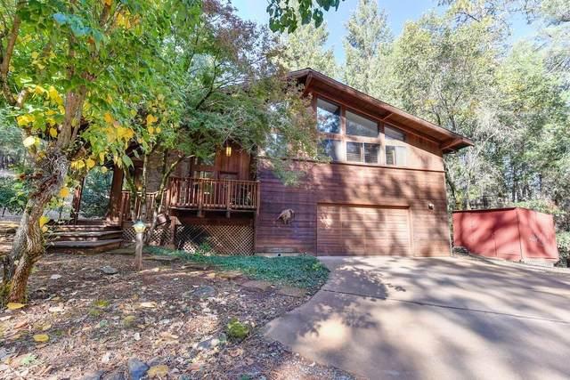 5374 Porter Ranch Road, Garden Valley, CA 95633 (MLS #221135191) :: Jimmy Castro Real Estate Group