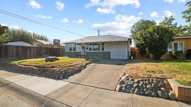 1236 Browning Drive, Sacramento, CA 95815 (MLS #221135355) :: The Merlino Home Team