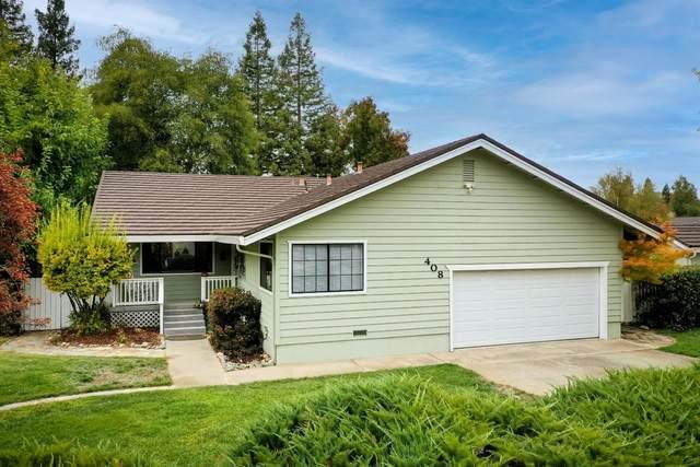408 La Contenta Way, Valley Springs, CA 95252 (MLS #221135698) :: Heidi Phong Real Estate Team