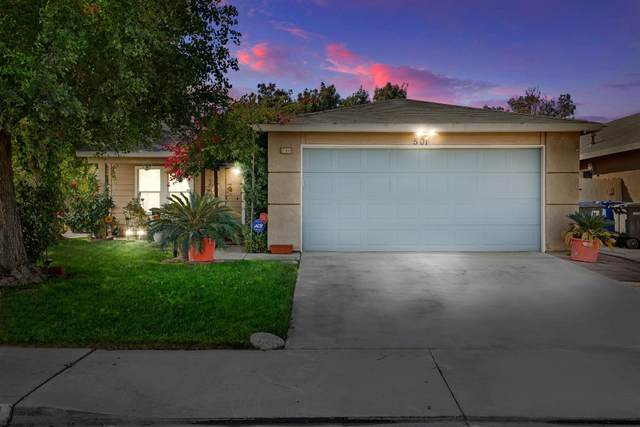 501 Bennett Drive, Patterson, CA 95363 (MLS #221135970) :: Heather Barrios