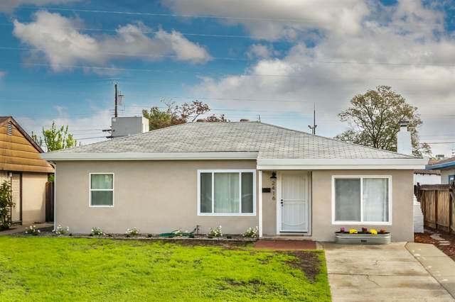 2416 N Darwin Street, Sacramento, CA 95825 (MLS #221136124) :: ERA CARLILE Realty Group