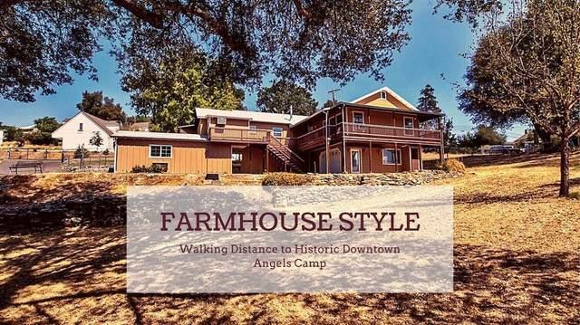 1614 Park Avenue, Angels Camp, CA 95222 (MLS #221136135) :: Heidi Phong Real Estate Team
