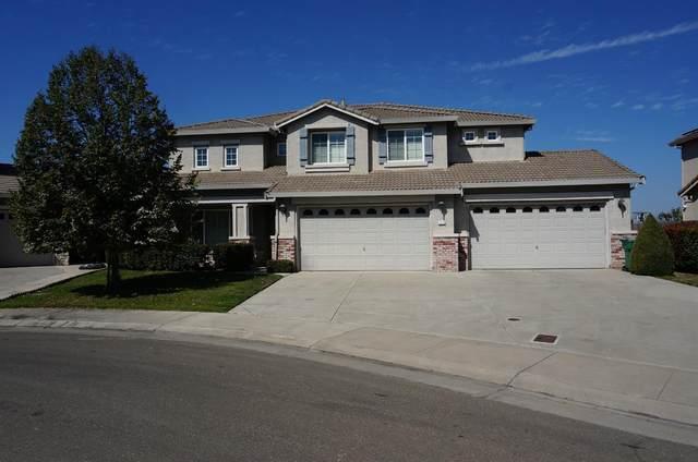 1619 Bennington Court, Stockton, CA 95209 (MLS #221136512) :: The Merlino Home Team