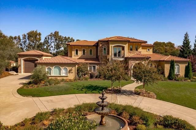 8380 Rustic Woods Way, Loomis, CA 95650 (MLS #221136801) :: Keller Williams - The Rachel Adams Lee Group