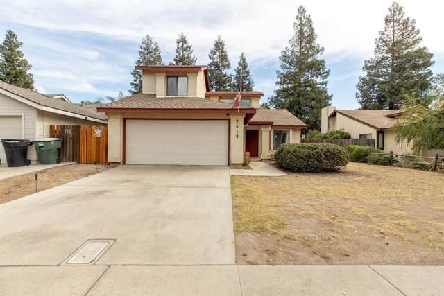 2416 Spring Water Drive, Modesto, CA 95355 (MLS #221136814) :: Heather Barrios