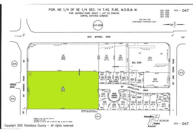 2936 Roeding Road, Ceres, CA 95307 (MLS #221136844) :: The Merlino Home Team