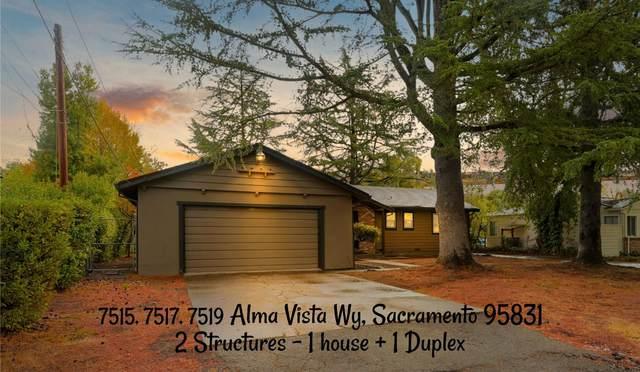 7515 Alma Vista Way, Sacramento, CA 95831 (#221137093) :: Rapisarda Real Estate
