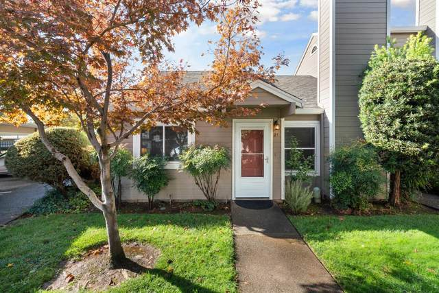 9101 Newhall Drive #21, Sacramento, CA 95826 (MLS #221137937) :: Laura Eklund   Realty One Group Complete