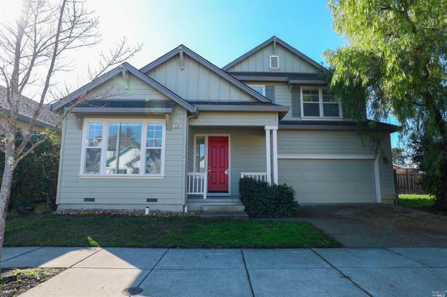 329 Hansbery Way, Santa Rosa, CA 95409 (MLS #321000795) :: Live Play Real Estate | Sacramento