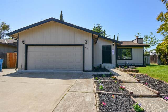 871 Kingman Drive, Vacaville, CA 95687 (#321008027) :: Jimmy Castro Real Estate Group