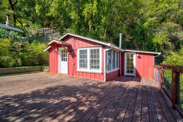 2325 S Fitch Mountain Road, Healdsburg, CA 95448 (MLS #321012208) :: 3 Step Realty Group