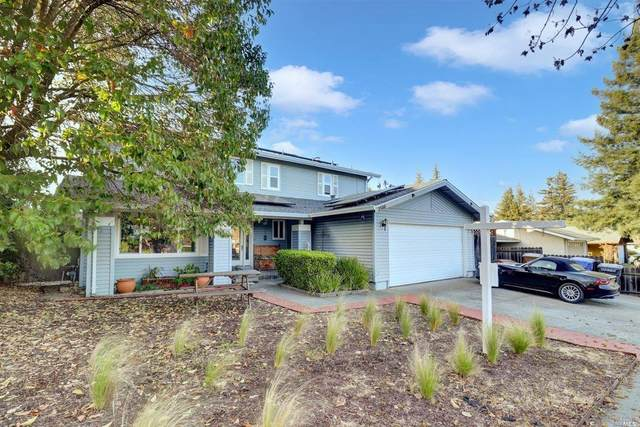 2588 Vine Hill Drive, Napa, CA 94558 (MLS #321023186) :: eXp Realty of California Inc
