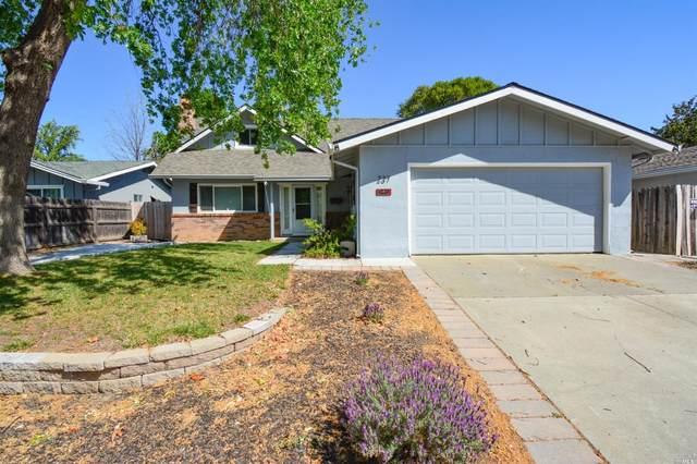 237 Cascade Drive, Vacaville, CA 95687 (MLS #321024889) :: Keller Williams - The Rachel Adams Lee Group
