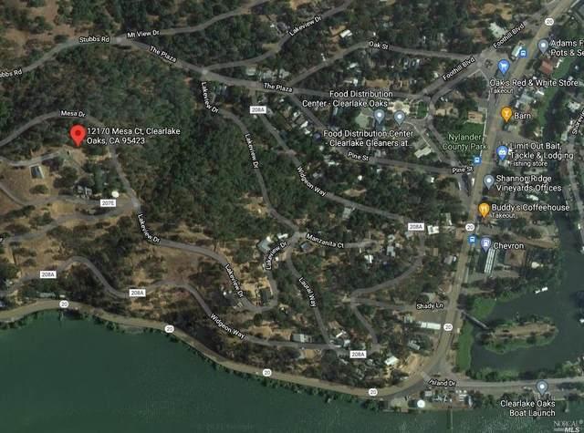 12170 Mesa Court, Clearlake Oaks, CA 95423 (MLS #321027851) :: Deb Brittan Team