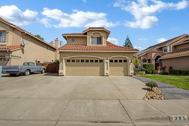 385 Eagle Lane, Vacaville, CA 95687 (MLS #321032014) :: Keller Williams - The Rachel Adams Lee Group