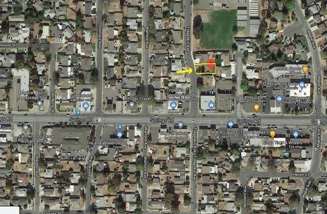 730 Tregaskis Avenue, Vallejo, CA 94506 (MLS #321035765) :: DC & Associates
