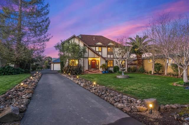 216 Malet St., Sonoma, CA 95476 (#321044532) :: Rapisarda Real Estate
