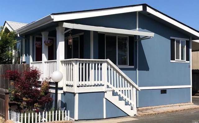 20 Leisure Park Circle, Santa Rosa, CA 95401 (MLS #321055454) :: DC & Associates