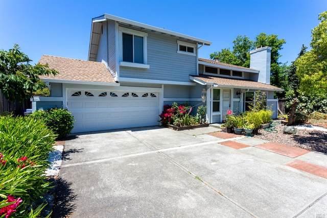 9 Almond Ct, Novato, CA 94947 (MLS #321056267) :: Heidi Phong Real Estate Team
