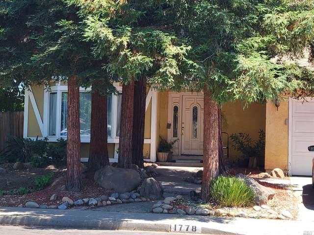 1778 Southwood Drive, Vacaville, CA 95687 (MLS #321063191) :: Keller Williams Realty