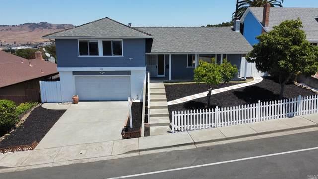 338 Skyline Drive, Vallejo, CA 94591 (MLS #321065244) :: Keller Williams Realty