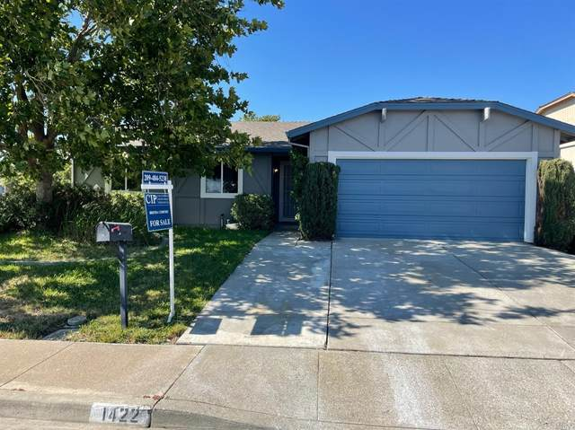 1422 Monitor Avenue, Suisun City, CA 94585 (MLS #321066698) :: The Merlino Home Team