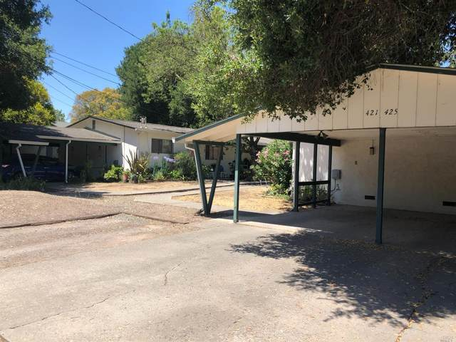 421 Walnut Ave, Sonoma, CA 95476 (MLS #321077777) :: Heidi Phong Real Estate Team