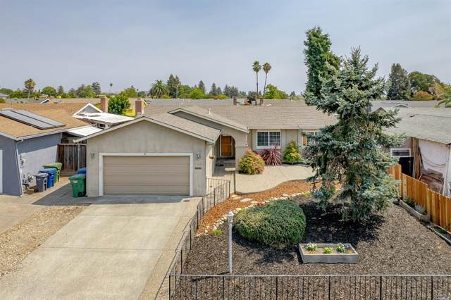 1442 Baywood, Petaluma, CA 94954 (MLS #321084733) :: Heidi Phong Real Estate Team