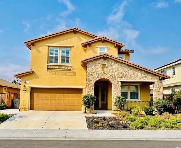 396 Crimson Circle, Vacaville, CA 95687 (MLS #321084764) :: Heather Barrios