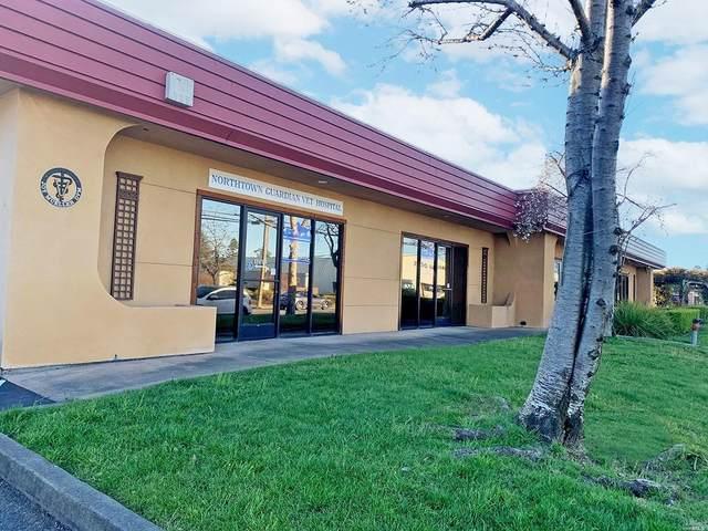 3501 Industrial Drive, Santa Rosa, CA 95403 (MLS #321091358) :: The Merlino Home Team