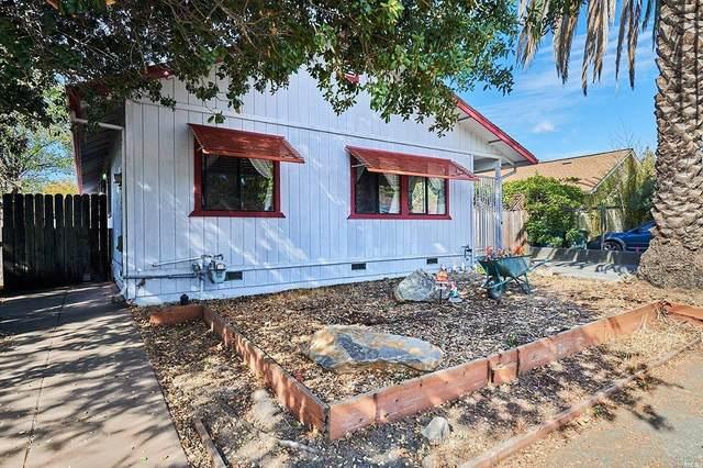 1023 Bush Street, Santa Rosa, CA 95404 (MLS #321093344) :: Keller Williams Realty