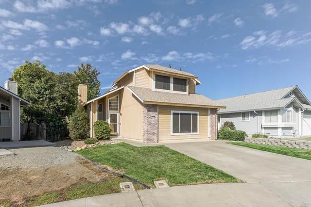 350 Aaron Circle, Vacaville, CA 95687 (MLS #321095843) :: Keller Williams Realty