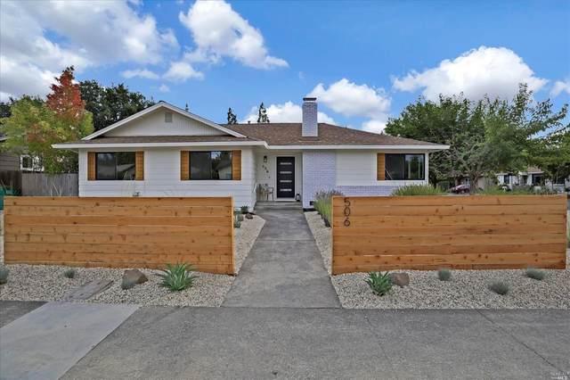 506 Avenue Del Oro, Sonoma, CA 95476 (MLS #321095991) :: 3 Step Realty Group